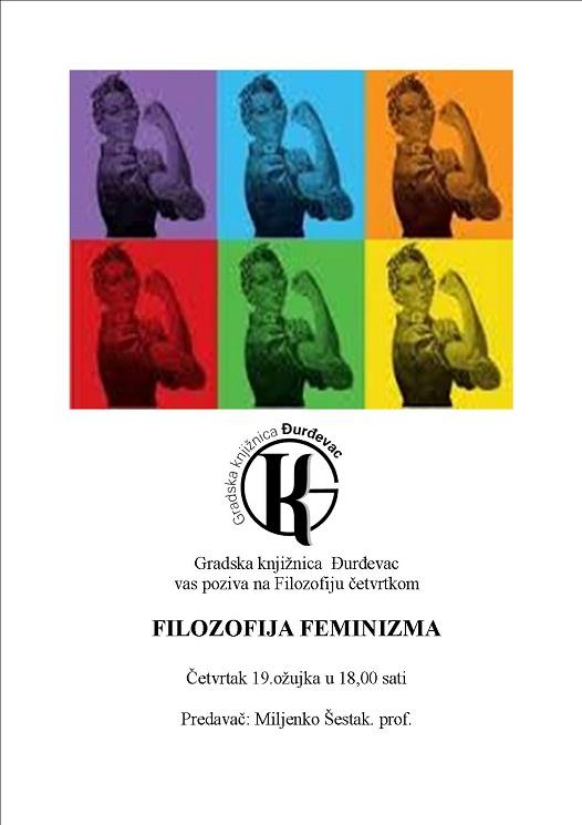 fILOZOFIJA FEMINIZMA