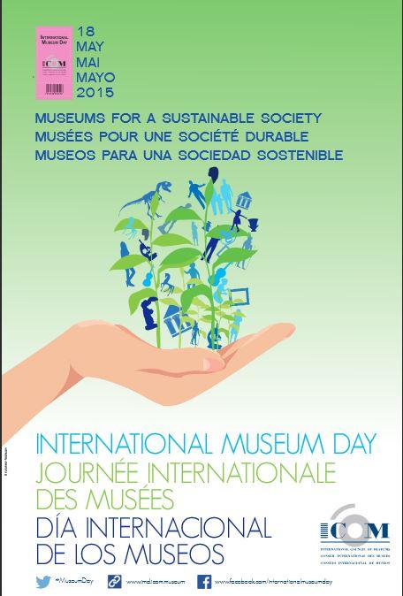 plakat međunarodni Dan muzeja