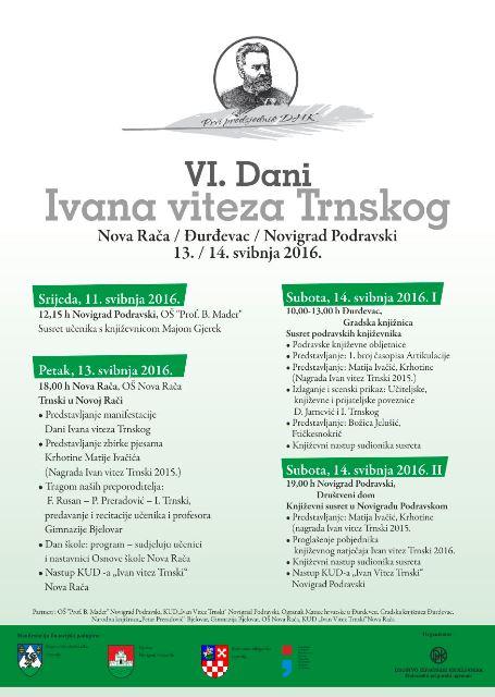 Plakat Trnski 2016